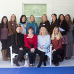 All the organizations receiving checks on January 22 were able to attend the Zonta meeting